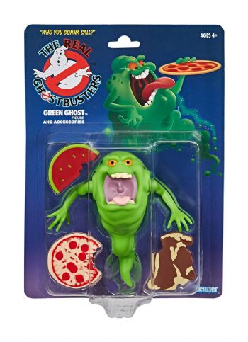 Ghostbusters - The Real Ghostbusters Animated Kenner Classics Slimer Action Figure